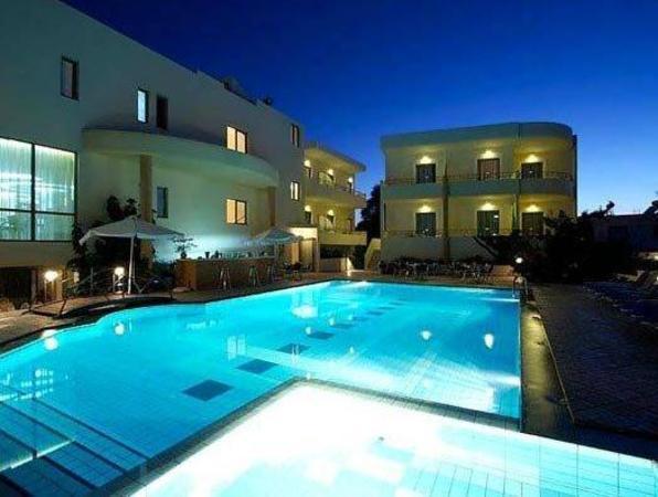 Yakinthos Hotel Crete Island