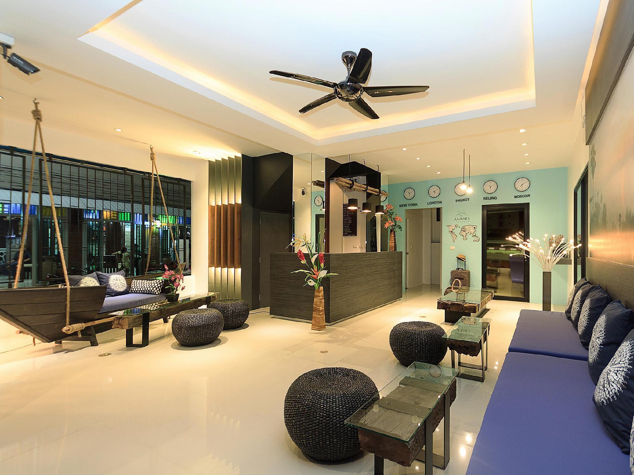 The Journey Patong Hotel โรงแรมเดอะ เจอร์นีย์ ปาตอง