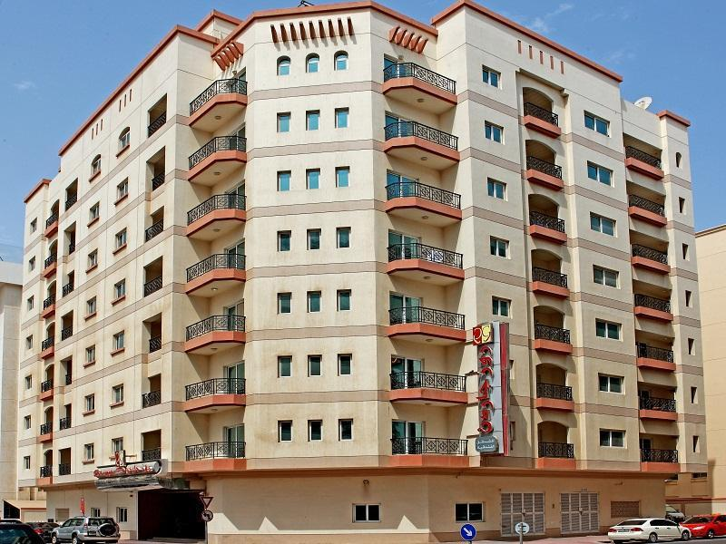 Rose garden hotel apartments bur dubai booking com home for Hotel dubai booking