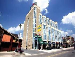 Days Inn- Niagara Falls, Clifton Hill Casino