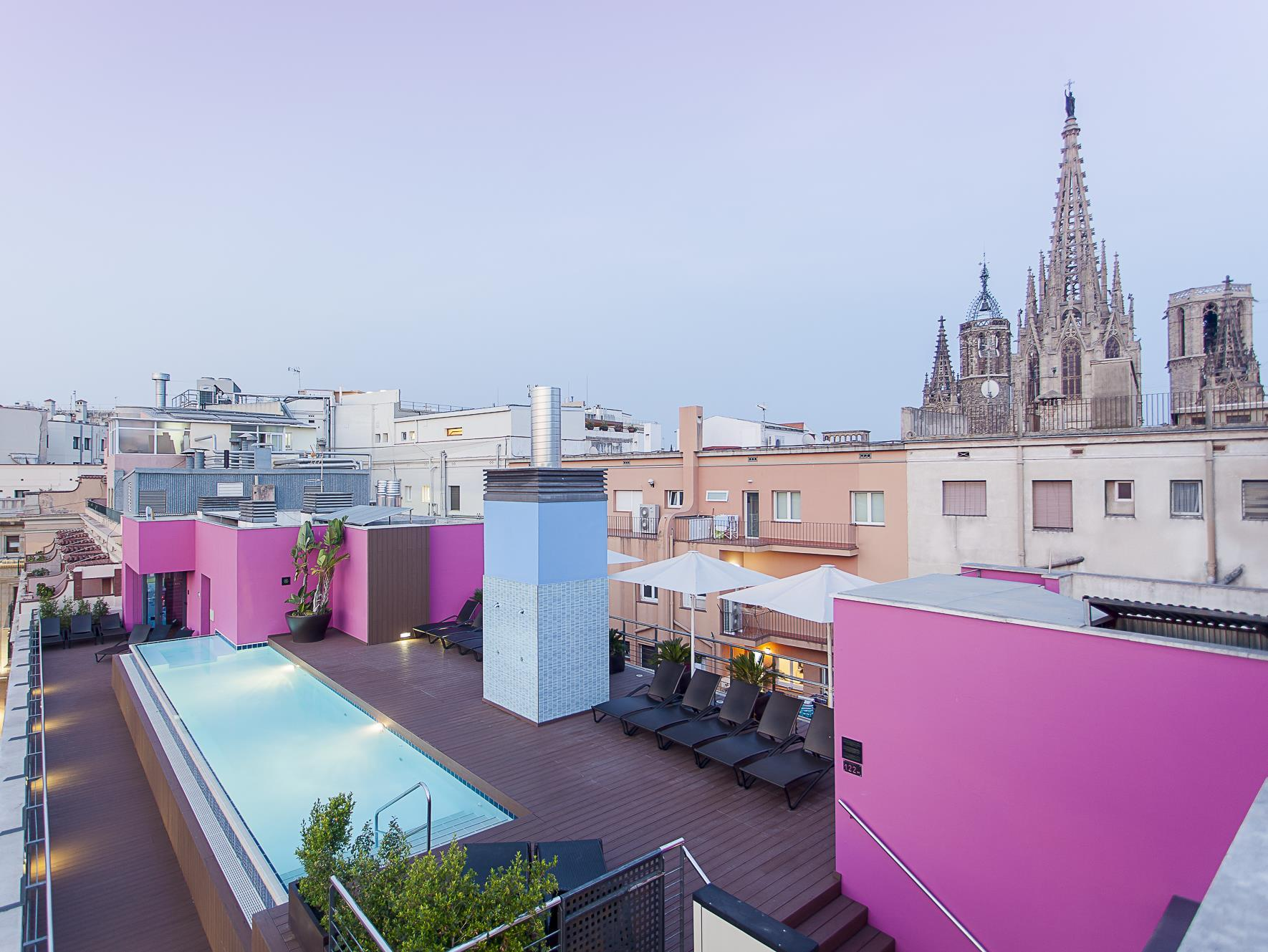 Barcelona Catedral Hotel