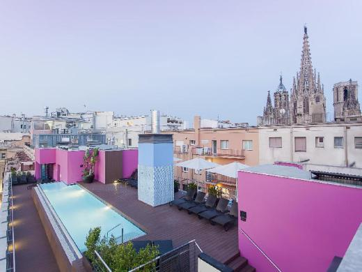 Barcelona Catedral Hotel