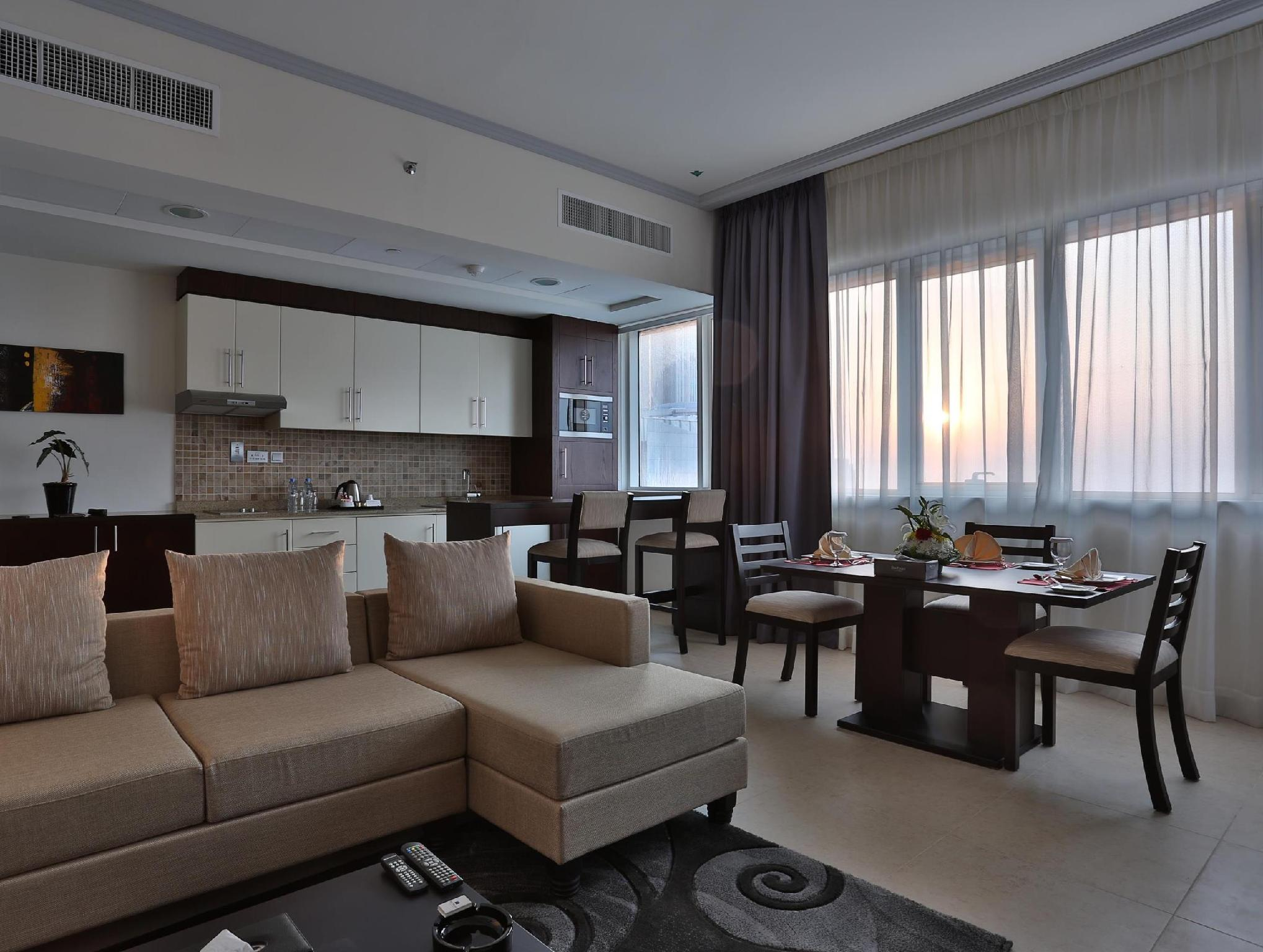 Tower Hotel Apartments