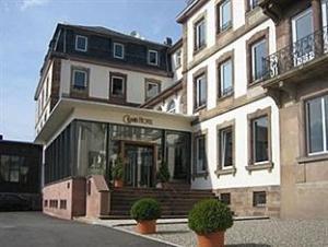 Apie Le Grand Hôtel Le Hohwald (Le Grand Hôtel Le Hohwald)