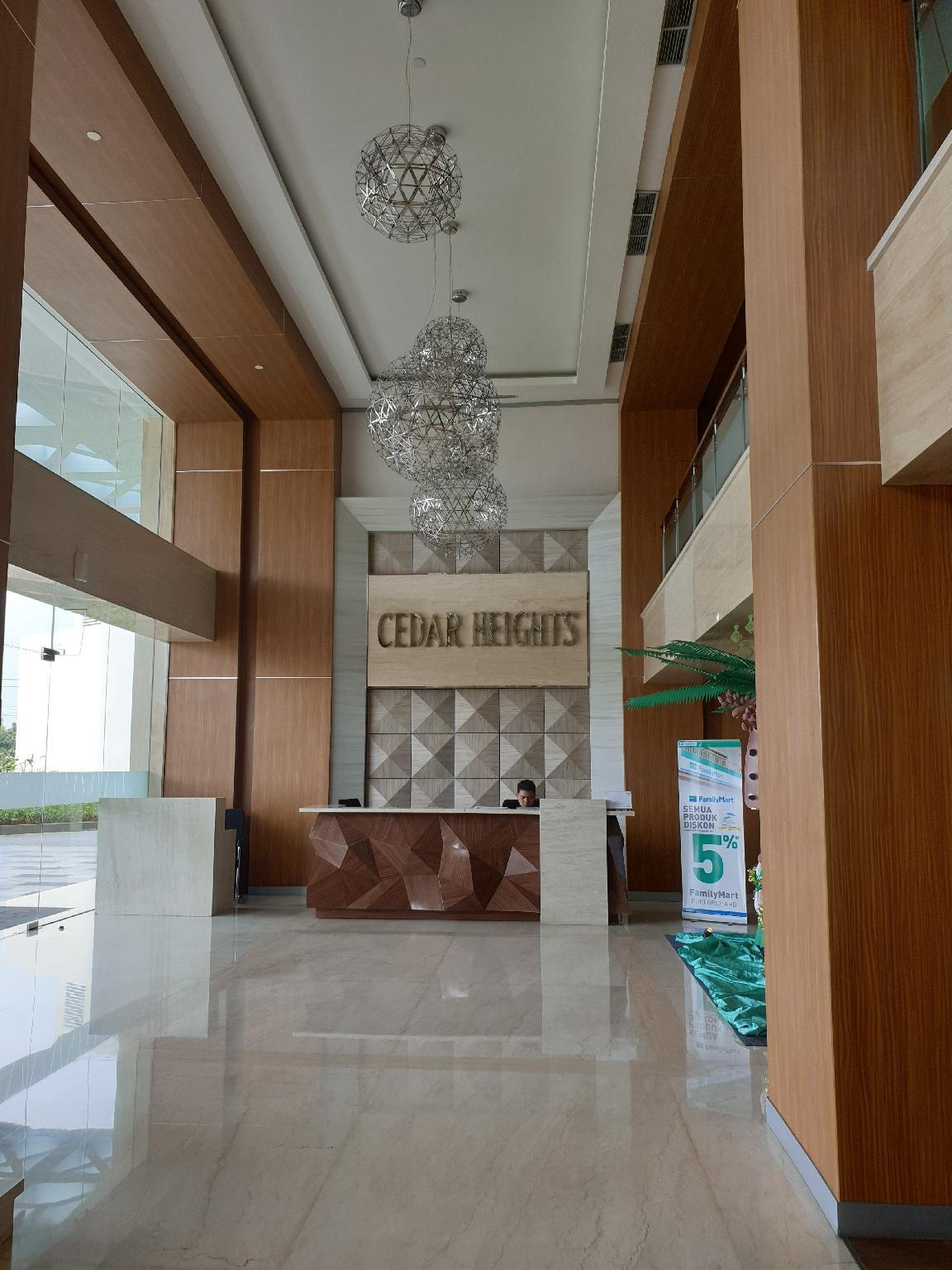 Cozy Apartemen Puri Orchad