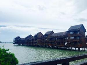 Water Chalet Suite at Langkawi Lagoon Resort