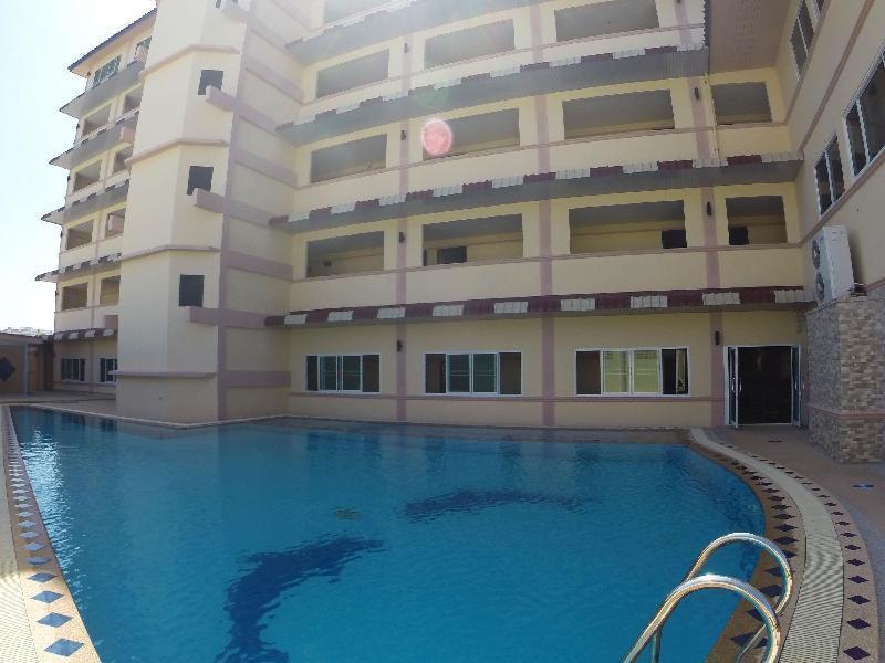Aa Pattaya Ville Hotel