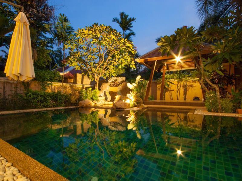 Oriental Paradise Villa