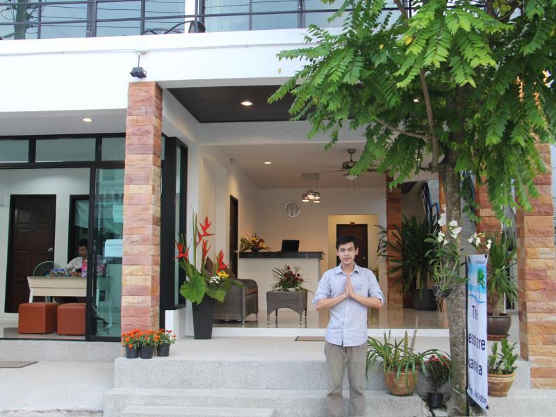 The Seashore Kamala Service Apartment
