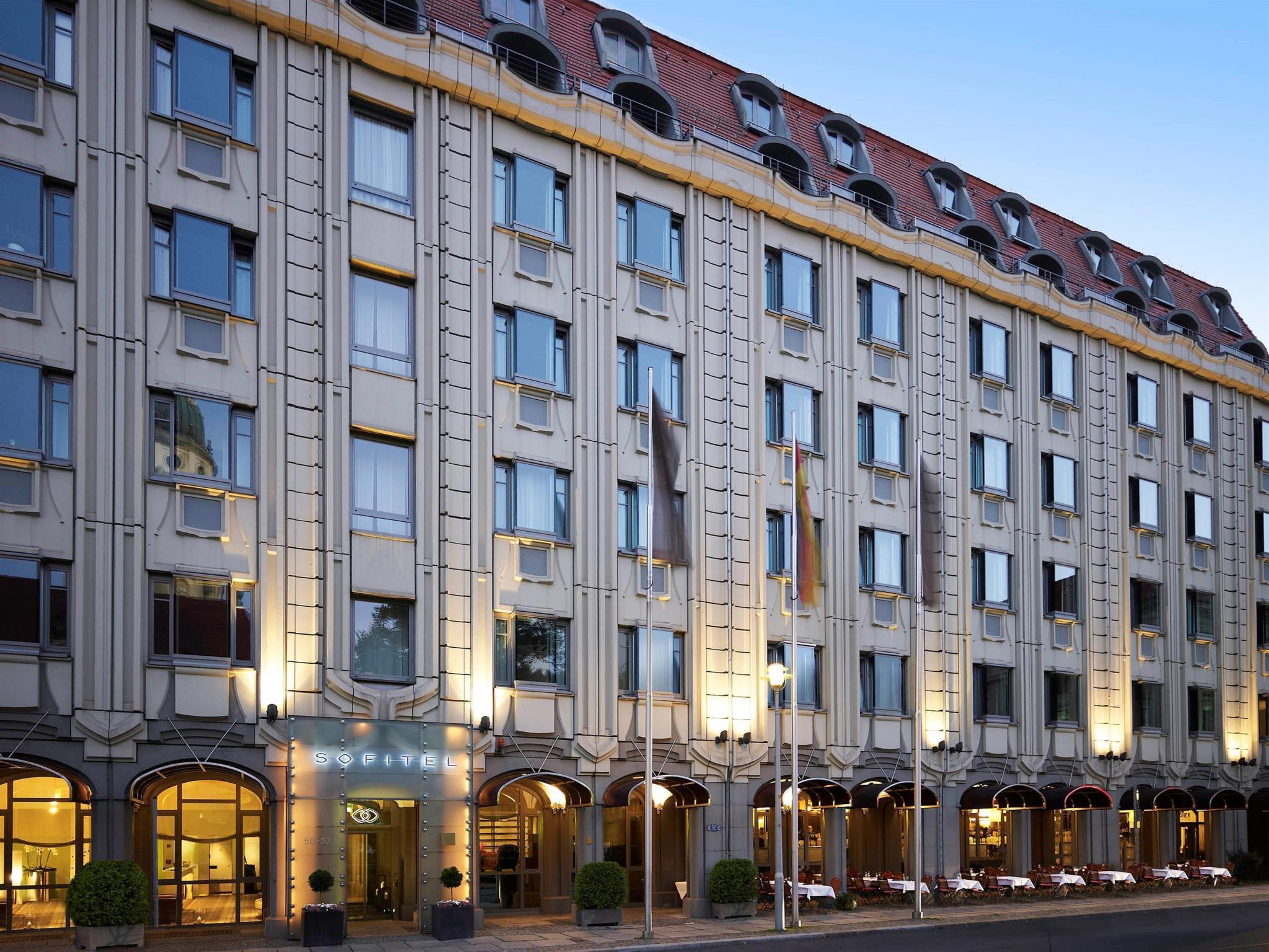 Sofitel Berlin Gendarmenmarkt Hotel