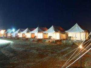 Navy Desert Camp Safari Hotel