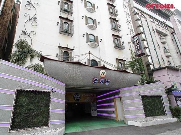 Moon Hotel Siheung-si