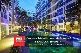 Centara Residence/Soi Bua khao/Balcony 4 อพาร์ตเมนต์ 1 ห้องนอน 1 ห้องน้ำส่วนตัว ขนาด 35 ตร.ม. – พัทยากลาง