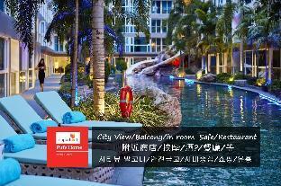 Centara Residence Soi Bua khao Tropical Pool wifi อพาร์ตเมนต์ 1 ห้องนอน 1 ห้องน้ำส่วนตัว ขนาด 50 ตร.ม. – พัทยากลาง