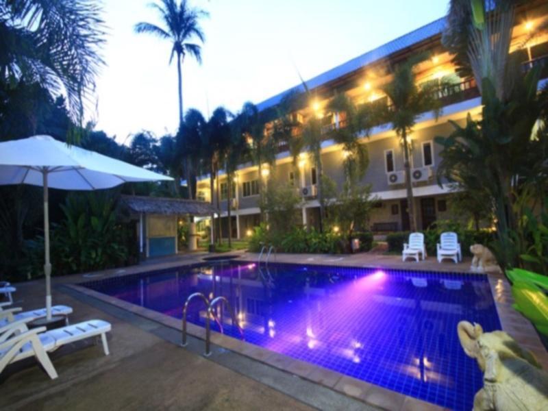 Phu Panwa Resort ภูพันวา รีสอร์ท