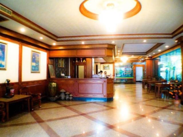 ไนซ์ แมนชั่น 2 แอท รามา 9 – Nice Mansion 2 at Rama 9