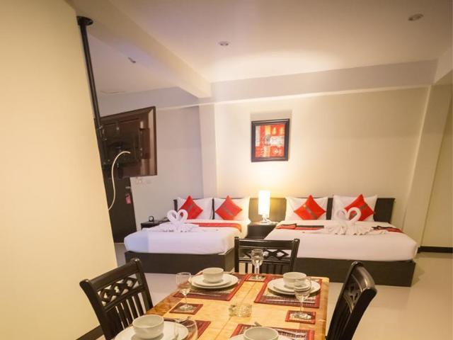 โรงแรมดิ เอลเลแกนซ์ ป่าตอง – The Elegant Patong Hotel