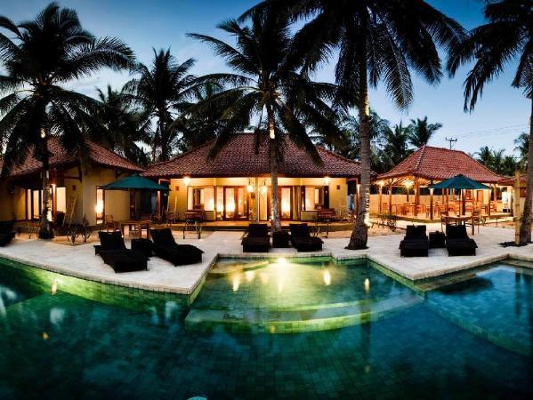 Belukar Villas Gili Trawangan Lombok