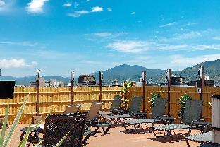 Sauna & Capsule Hotel Rumor Plaza (Male Only) - Sky Open-air bath
