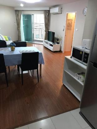 [ラチャダーピセーク]アパートメント(60m2)| 2ベッドルーム/1バスルーム A曼谷拉九地旁五星公寓Condo Belle@MRT Phra ram9 of Bangkok