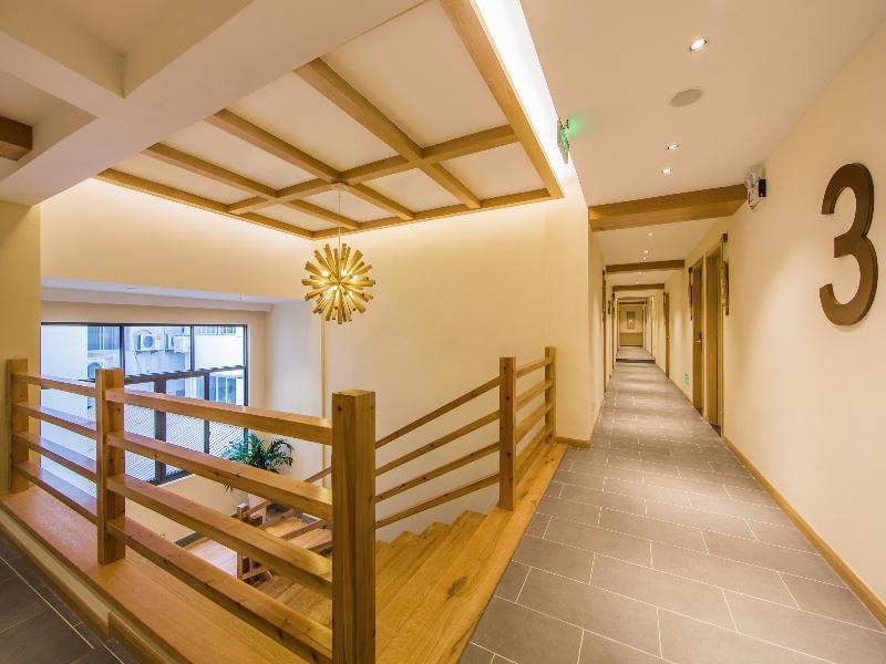 Wuyishan Ancient Street No.3  Brookside Inn