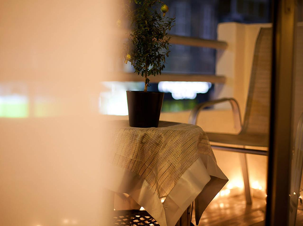 TLV Flats   Best Location Balcony Apartment
