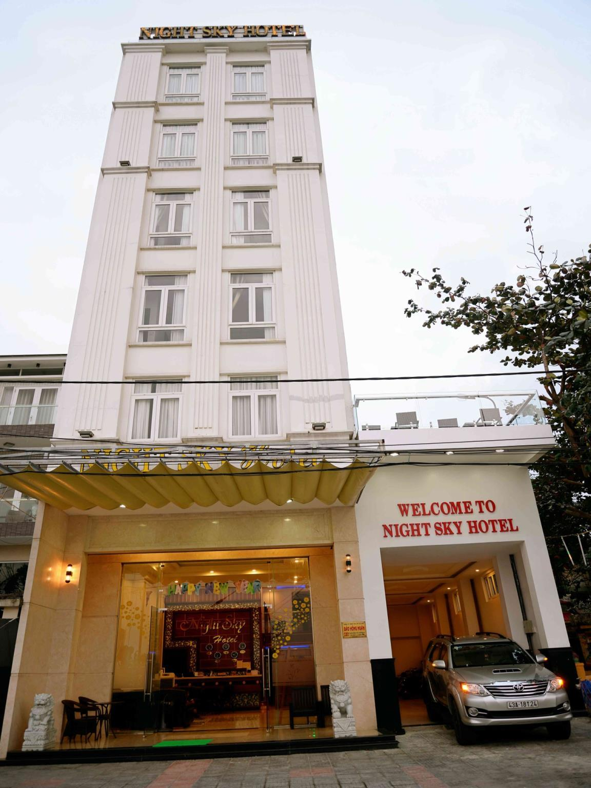 Night Sky Hotel Da Nang