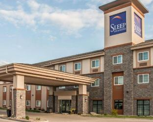Фото отеля Sleep Inn & Suites I-94