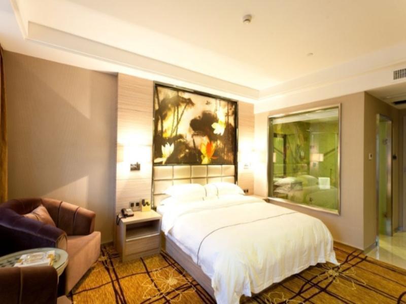 Century Land Hotel Wuyishan