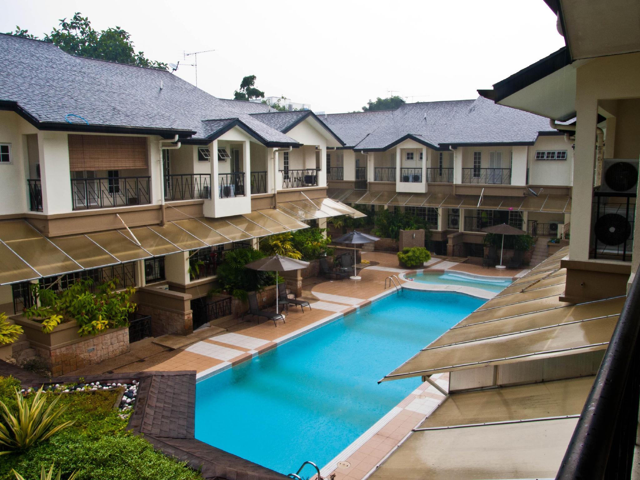 5 Twenty Ampang Hilir Guesthouse