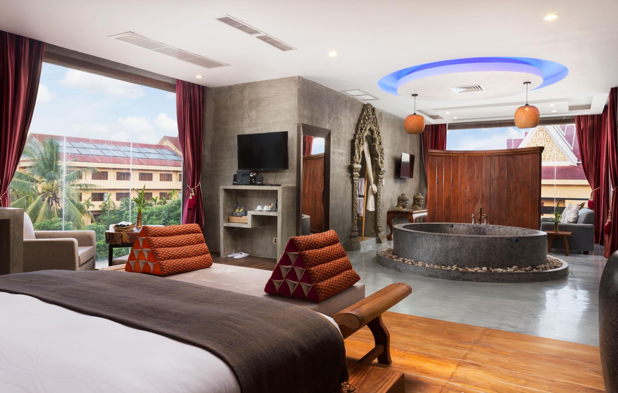 Cambana D'Angkor Suites