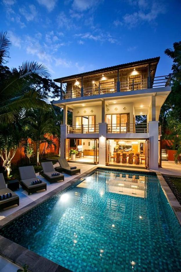 Casa Mimba 3 Bedrooms Luxury  Pool Villa Bali