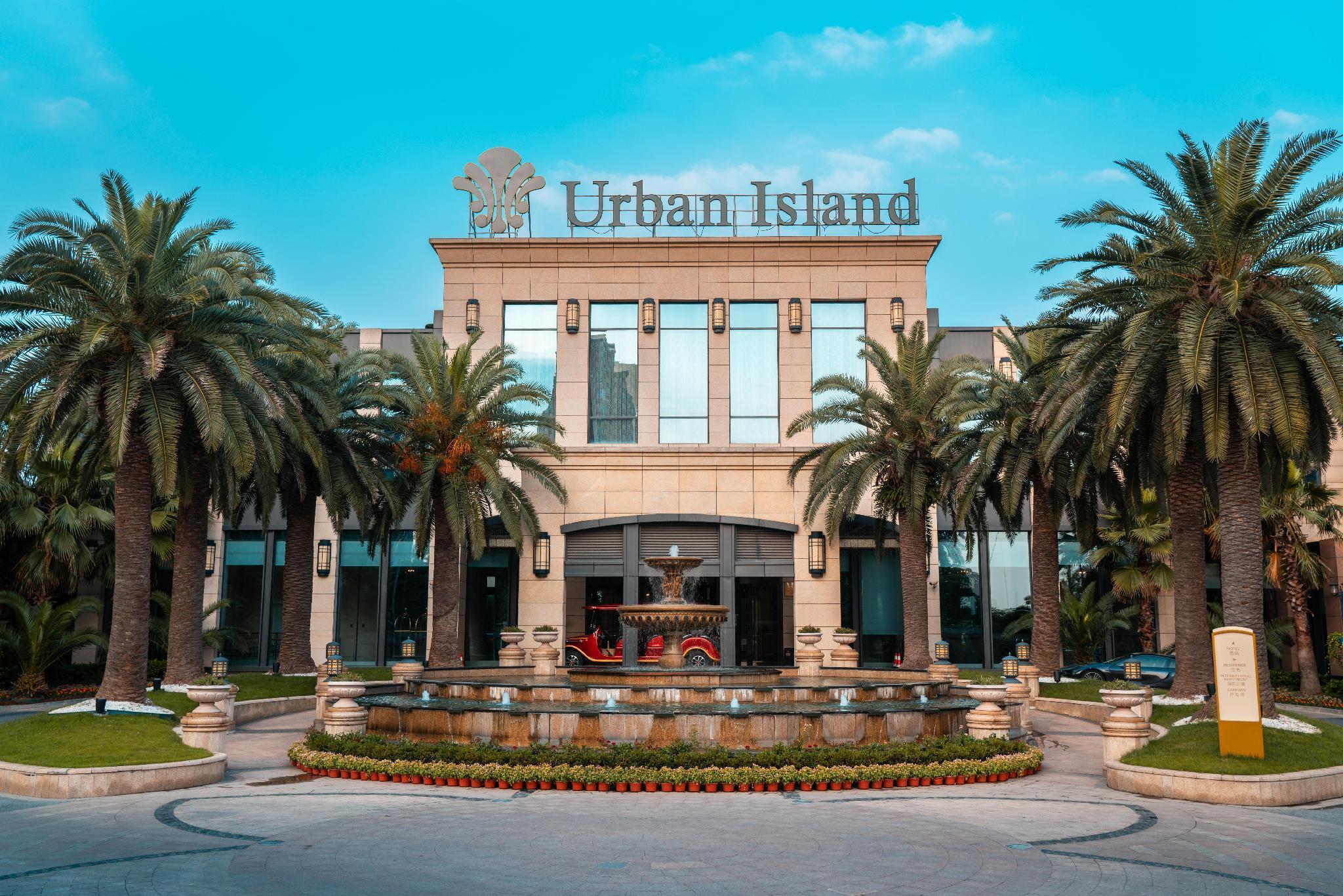 Urban Island Hotel Shanghai