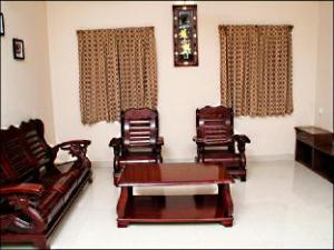 Rich Residency Serviced Apartments