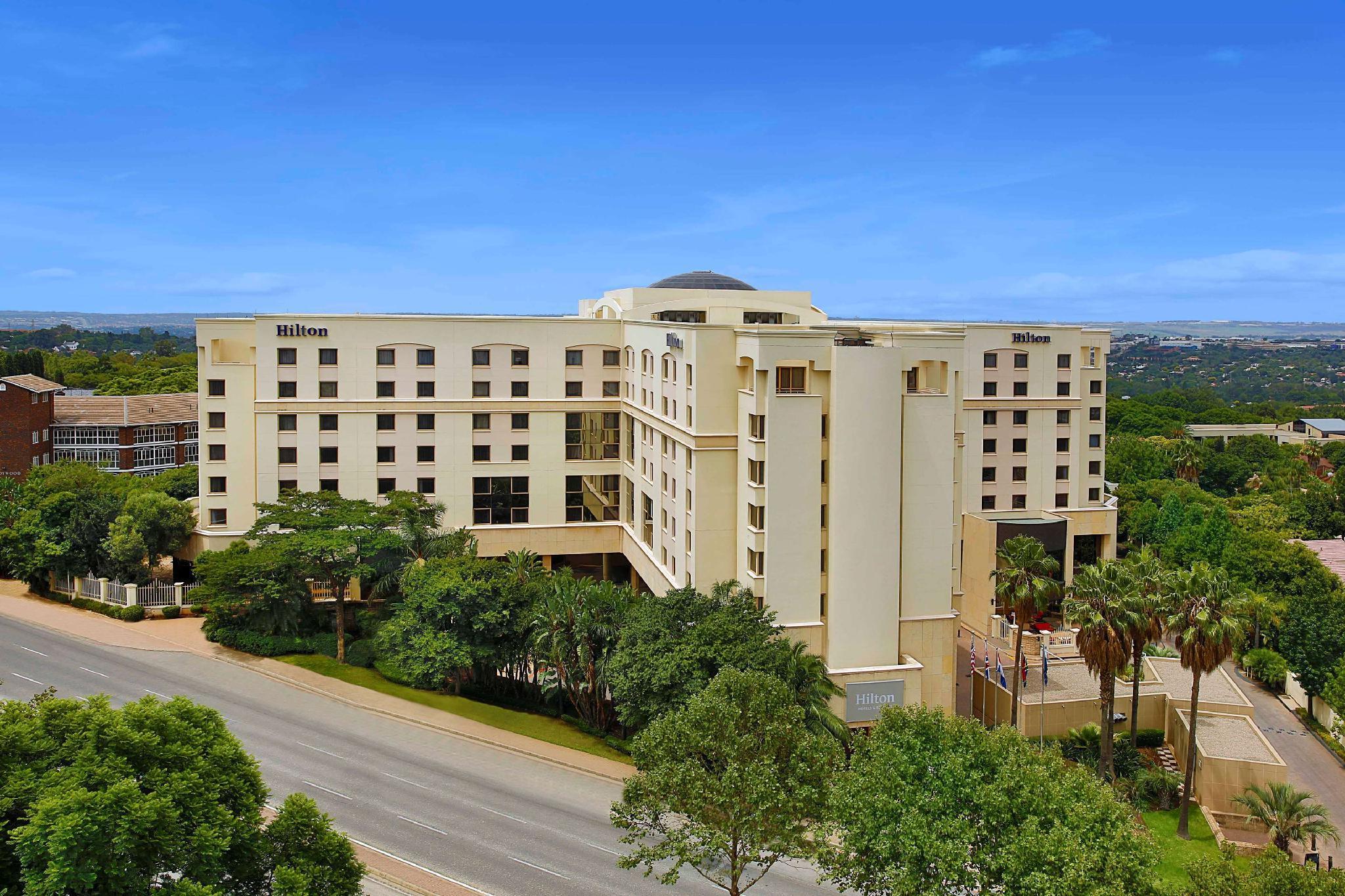 Hilton Sandton Hotel