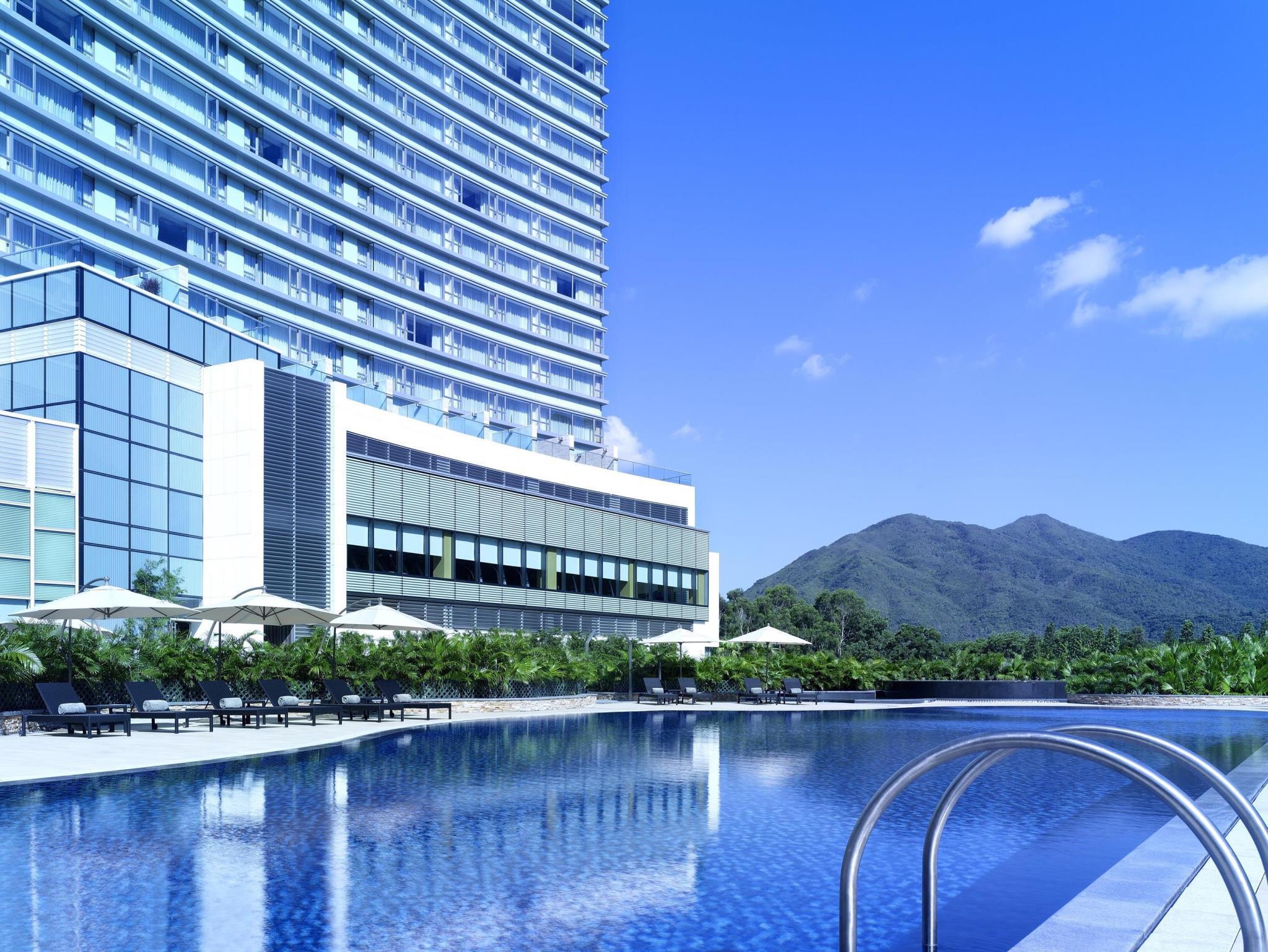 Hyatt Regency Sha Tin Hotel