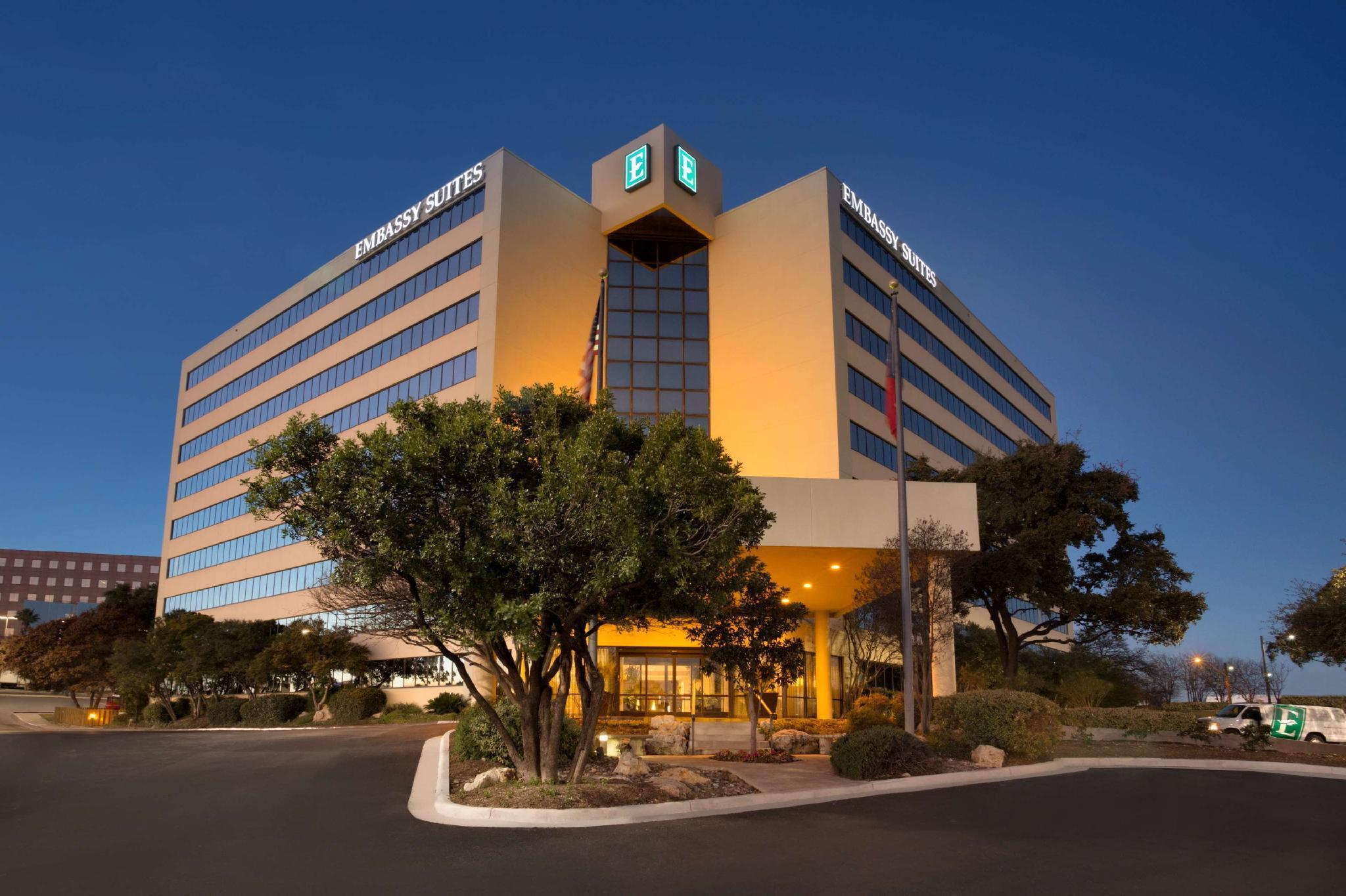 Embassy Suites San Antonio International Airport Hotel