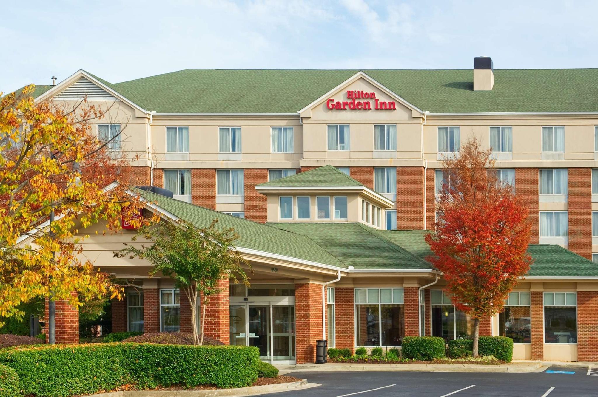 Hilton Garden Inn Atlanta North Johns Creek