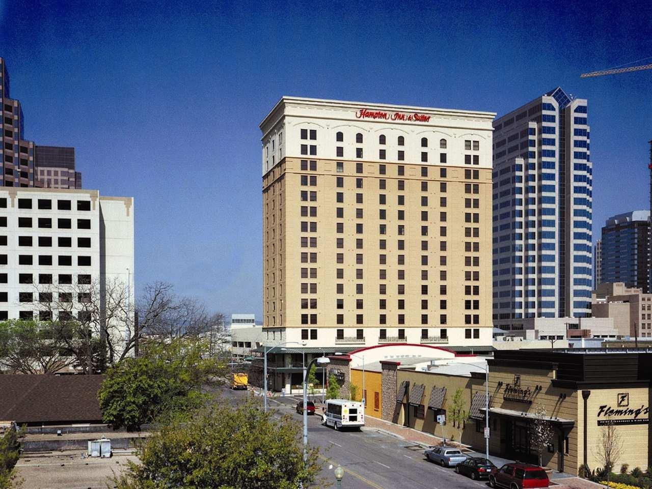 Hampton Inn And Suites Austin Downtown Hotel