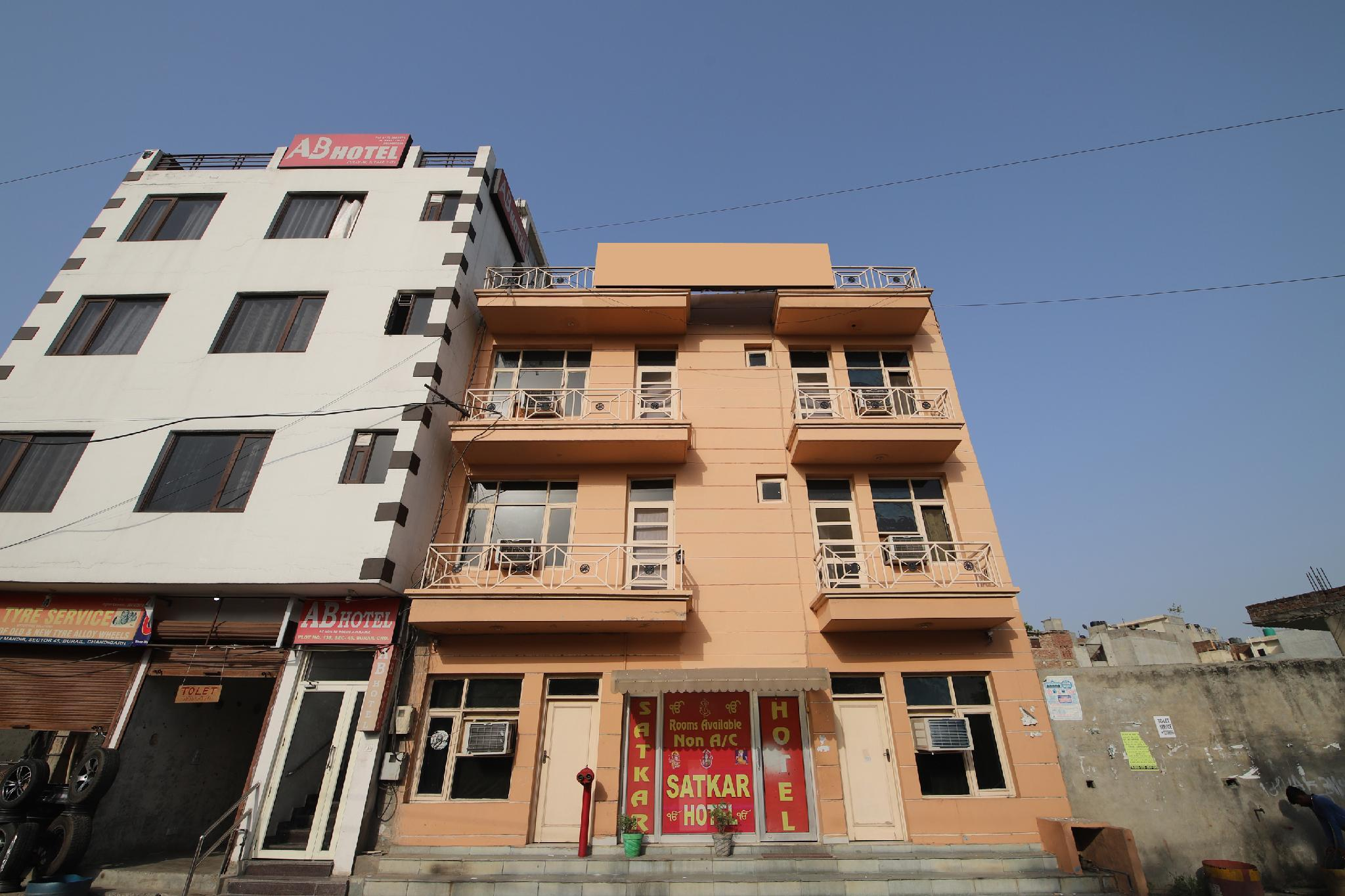 OYO 41059 Hotel Satkar