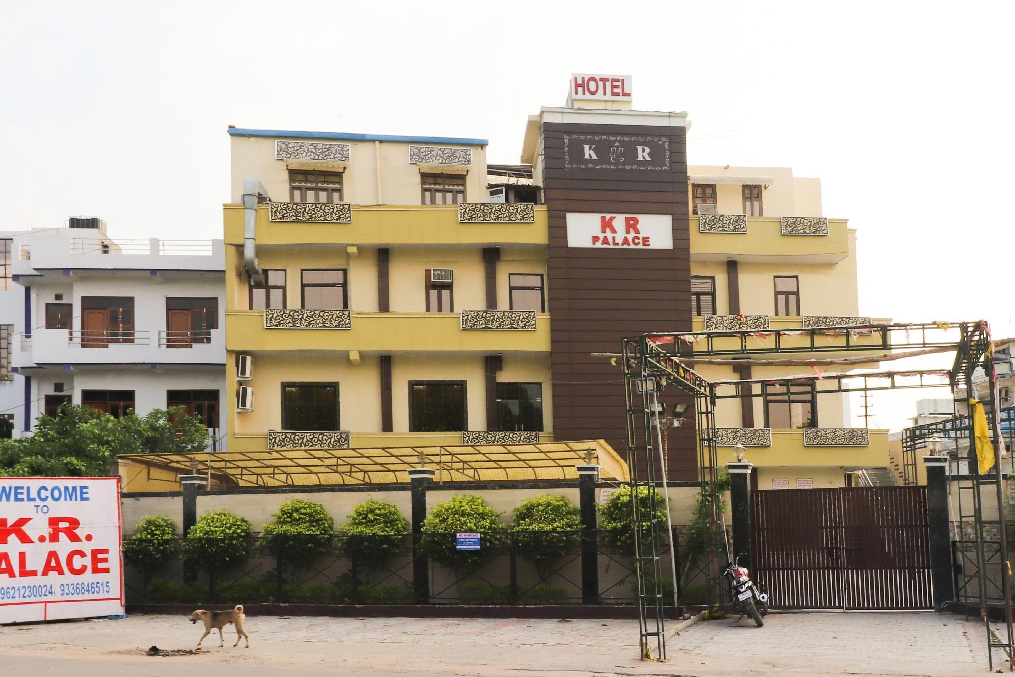 OYO 41982 KR Palace