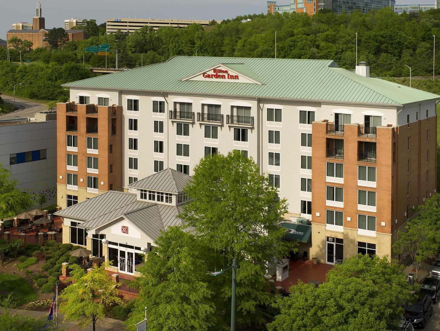 Hilton Garden Inn Chattanooga Downtown Hotel