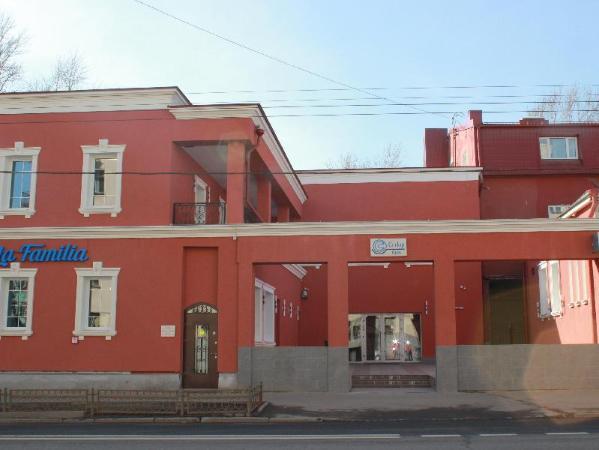 Spektr Hotel on Taganskaya Moscow