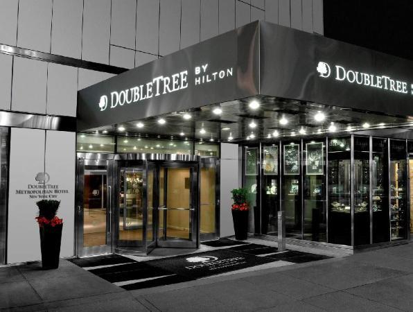 DoubleTree by Hilton Metropolitan - New York City New York