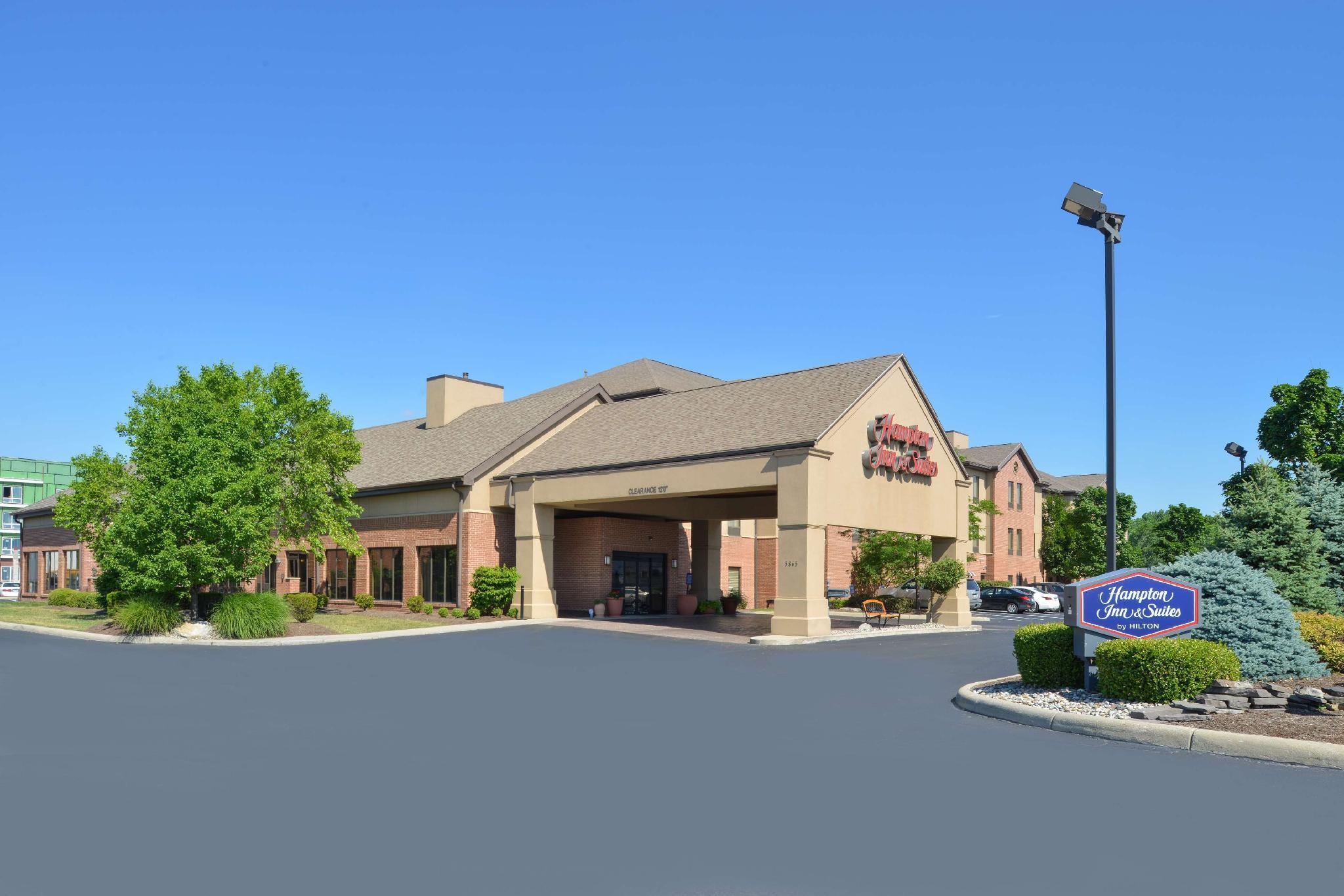 Hampton Inn And Suites Toledo North Hotel