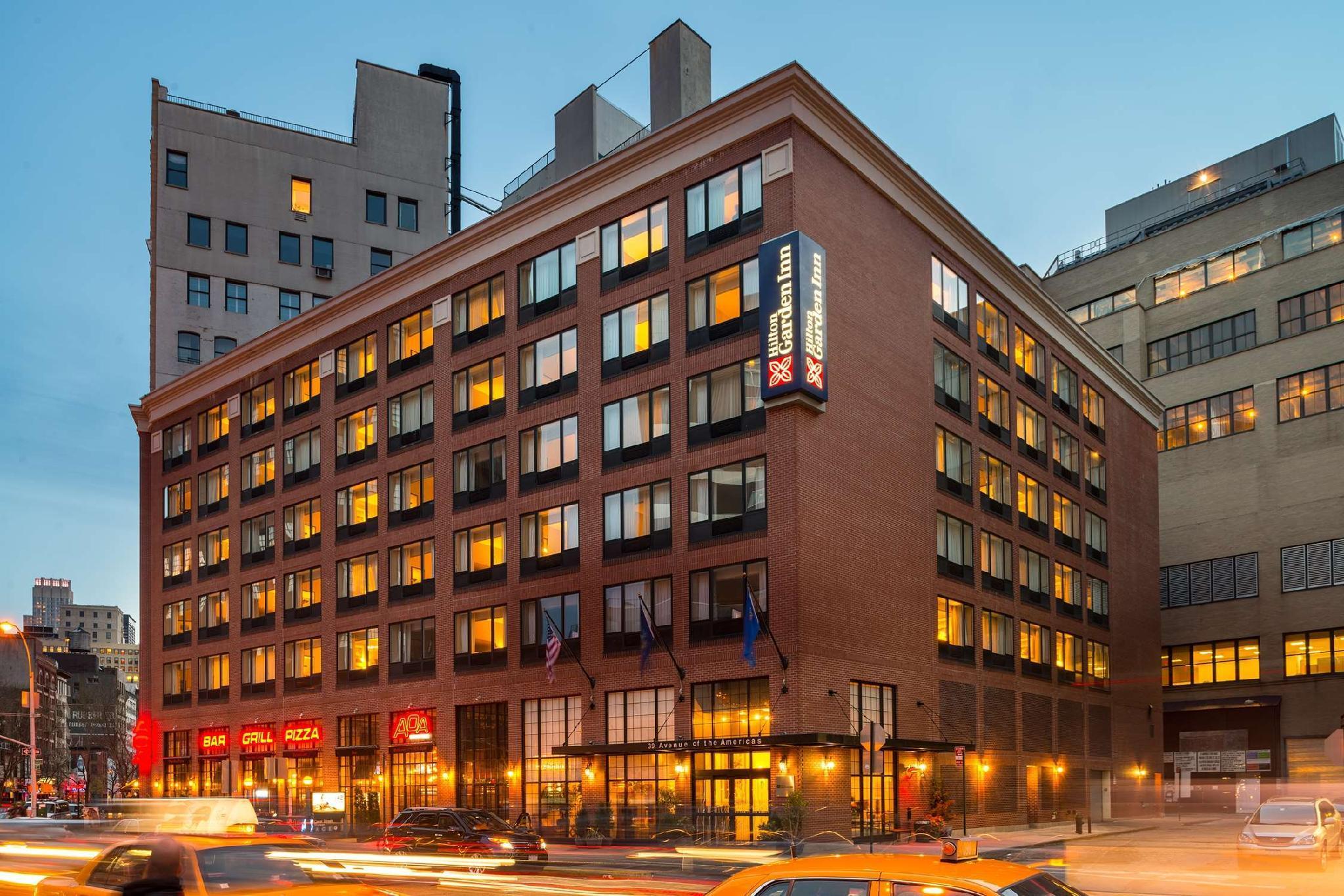 Hilton Garden Inn New York City Tribeca