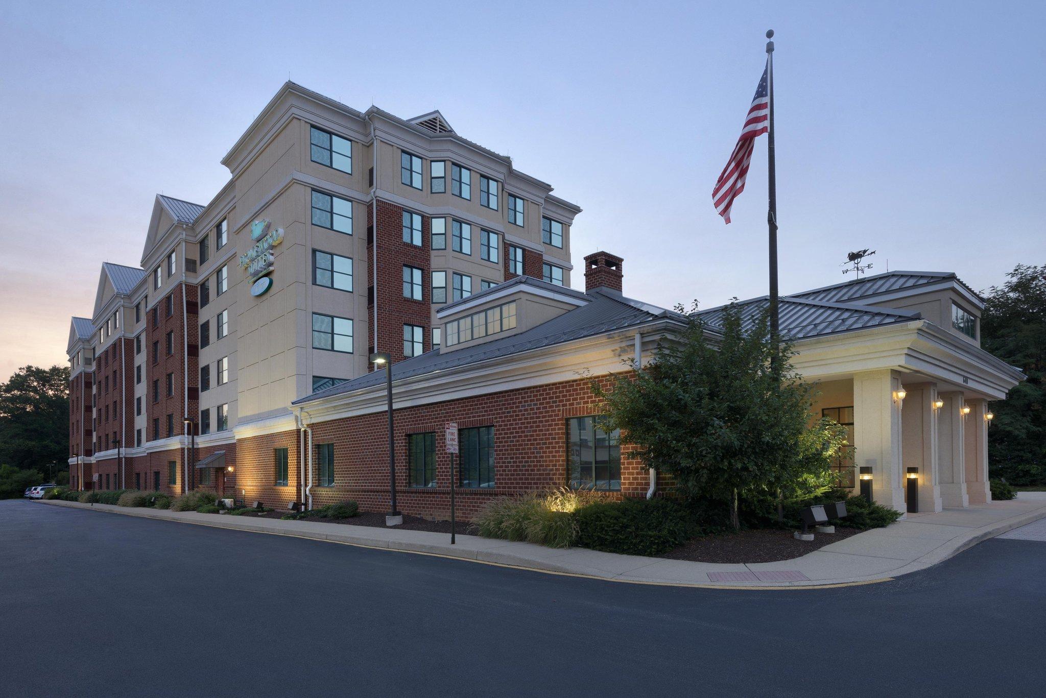 Homewood Suites Newark Wilmington South