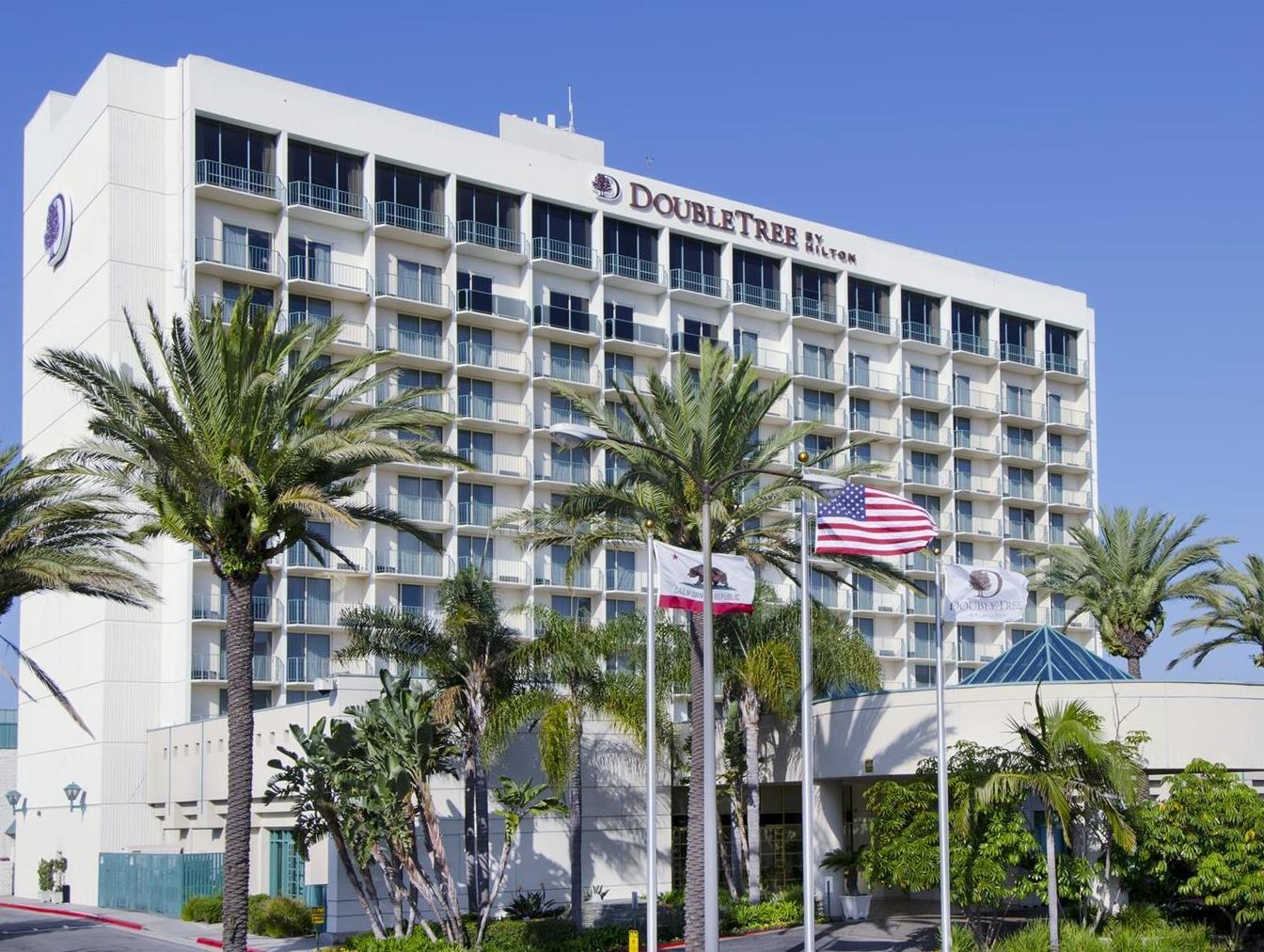 Doubletree By Hilton Torrance South Bay Hotel
