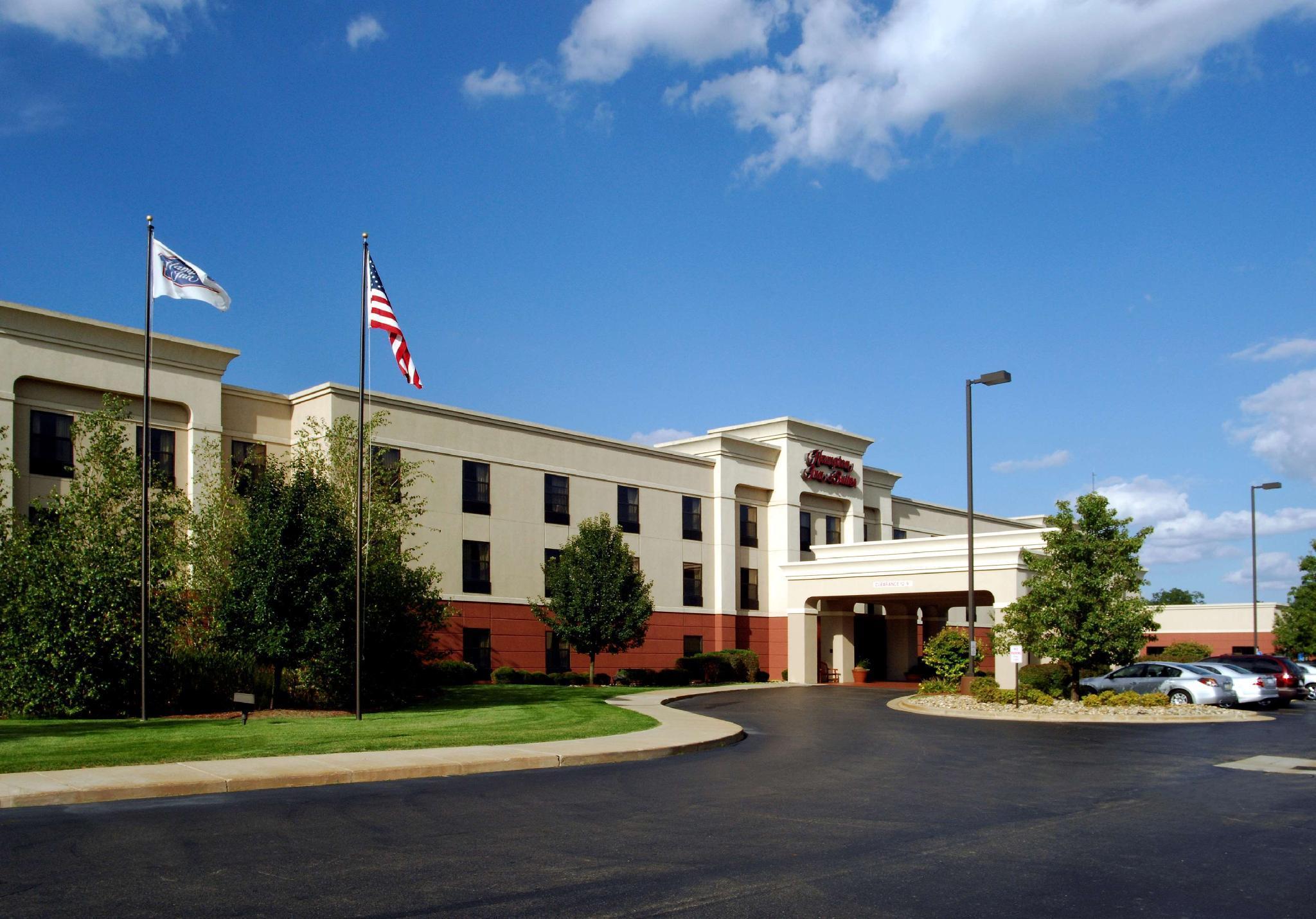 Hampton Inn And Suites Kalamazoo Oshtemo
