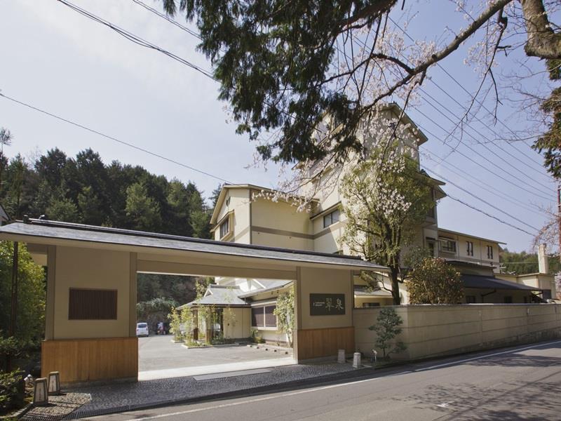 Kyo Yunohana Resort Suisen